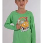 Dětské pyžamo dlouhé Auto Speed