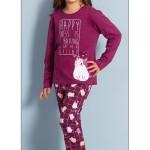 Dětské pyžamo dlouhé Kotě