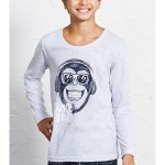 Dětské pyžamo dlouhé Opičák