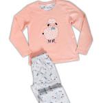 Dětské pyžamo dlouhé Ovečka