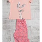 Dětské pyžamo kapri Králík