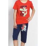 Dětské pyžamo kapri Krokodýl