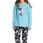 Dětské pyžamo Medvídek Míša modré
