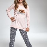 Dívčí pyžamo 035/101 Bedtime story