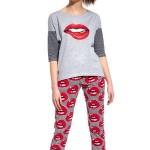 Dívčí pyžamo 200/27 Lips