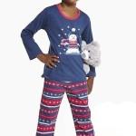Dívčí pyžamo 811/35 Billow