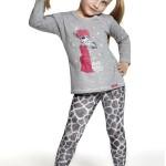 Dívčí pyžamo 970/52 Giraffe
