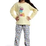 Dívčí pyžamo 972/83 Time to rest