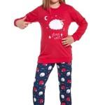 Dívčí pyžamo 977/85 Sleep well kids