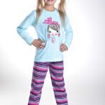 Dívčí pyžamo Mia tyrkysové