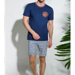 Krátké pánské pyžamo 2086 S-2XL – TARO