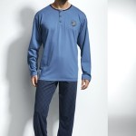 Pánské pyžamo 123/119 Authentic