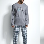 Pánské pyžamo 124/108 LONG ISLAND 2