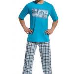 Pánské pyžamo 134/36 City life 2 – Cornette