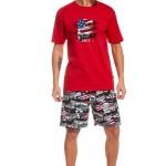 Pánské pyžamo 326/47 America