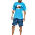 Pánské pyžamo 326/52 AFRICA – CORNETTE