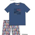 Pánské pyžamo 326/64 BEER – CORNETTE