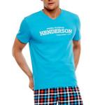 Pánské pyžamo 35736 blue