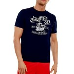 Pánské pyžamo 35738 blue
