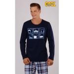 Pánské pyžamo 4565 – Gazzaz