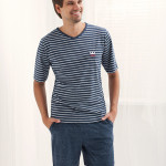 Pánské pyžamo 703 – LUNA