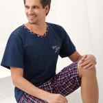 Pánské pyžamo 755 – LUNA