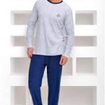Pánské pyžamo Adrian 486 – Taro