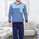 Pánské pyžamo ARON 658