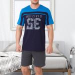 Pánské pyžamo BERNARD 606 – M-MAX