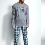 Pánské pyžamo Cornette 124/108 Long Island 2
