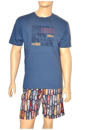 b649d1ae1330 Pánské pyžamo Cornette 326 64 Beer