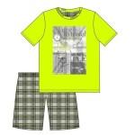 Pánské pyžamo Cornette 551/21 F&Y London