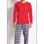 Pánské pyžamo dlouhé Denis