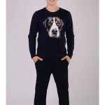 Pánské pyžamo dlouhé Pes George