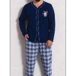 Pánské pyžamo dlouhé Richard