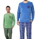 Pánské pyžamo dlouhé Wild spirit