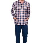 Pánské pyžamo Gratius tmavě modré