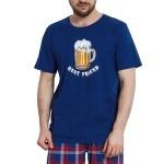 Pánské pyžamo Honza s pivem