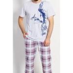 Pánské pyžamo kapri Mountain
