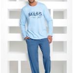 Pánské pyžamo Karol 1007 blue