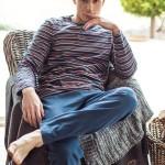 Pánské pyžamo Key MNS 305 B8