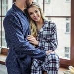 Pánské pyžamo Key MNS 418 B7 3XL-4XL