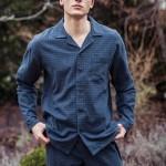 Pánské pyžamo Key MNS 449 B8 M-4XL