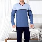 Pánské pyžamo M-Max Gaspar 541 dł/r