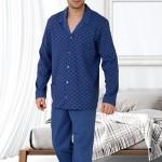 Pánské pyžamo M-Max Leon Big 502 dł/r
