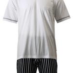 Pánské pyžamo Michalio V KR – Favab