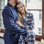 Pánské pyžamo MNS 418 3XL-4XL