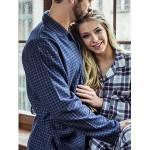 Pánské pyžamo MNS 418 B7 – Key