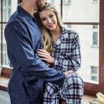 Pánské pyžamo MNS 418 – KEY