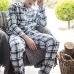 Pánské pyžamo MNS 461 B8